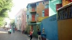 La Boca...no sign of Tango